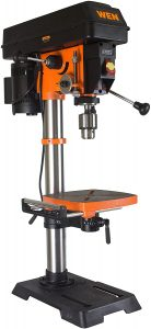 12-Inch Variable Speed Drill Press Table